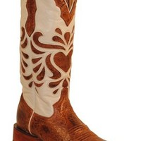 Ferrini Ladies Crazy Horse Western Boots 81293-45