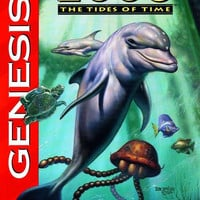 Ecco: The Tides of Time  (Sega Genesis, 1994)