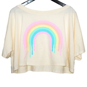 Dripping Rainbow Crop
