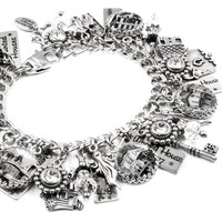 The Haunted House Charm Bracelet