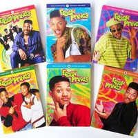 Fresh Prince of Bel Air: Complete Seasons 1-6 [DVD] [Region 1] [US Import] [NTSC]
