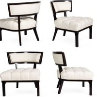 One Kings Lane - Kelly Wearstler: Modern Glamour - Supper Chairs, Set of 4