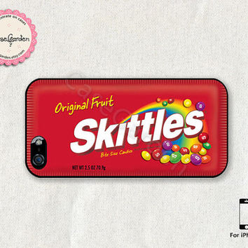 Skittles Candy iPhone 5 Case, iPhone Case, iPhone Hard Case, iPhone 5 Cover, Case for iPhone 5