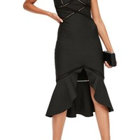 Missguided Midi Body-Con Dress | Nordstrom