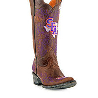 Gameday Boots Stephen F. Austin State University Tall Boot - Bel