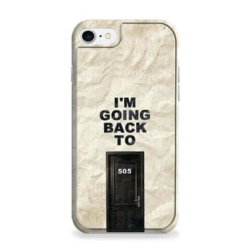 Arctic Monkeys 505 Lyrics iPhone 6 | iPhone 6S Case