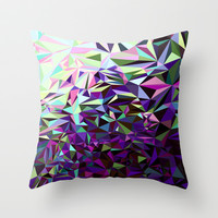 Starfall No.2 Throw Pillow by House of Jennifer