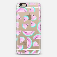 Summertime Transparent iPhone 6 case by Lisa Argyropoulos | Casetify