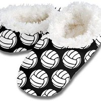 Volleyball Snoozies - Black