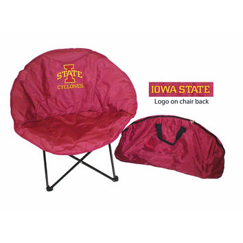 Iowa state Cyclones NCAA Ultimate Round Chair