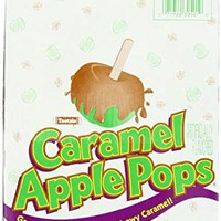 Caramel Apple Pops, 48-Count Package