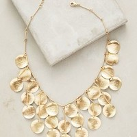 Sun Shower Necklace by Anthropologie in Gold Size: One Size Necklaces
