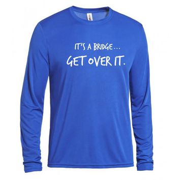 "ARS ""It's A Bridge...Get Over It"" Technical T-Shirt"