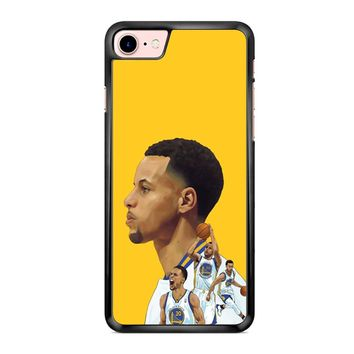 Stephen Curry 8 iPhone 7 Case