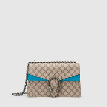 Gucci - dionysus gg supreme canvas shoulder bag 400249KHNRN8697