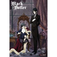 Black Butler - Domestic Poster
