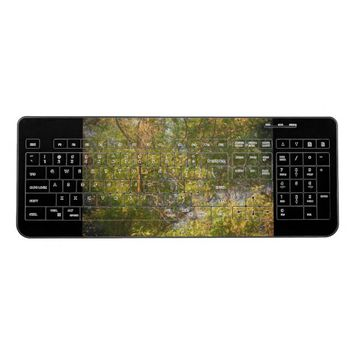 Up Above Wireless Keyboard