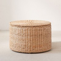 Alina Storage Ottoman | Urban Outfitters
