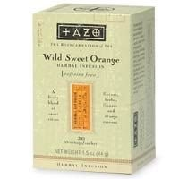 Tazo Wild Sweet Orange Tea 20ct Box