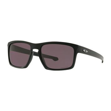 Oakley Glasses Slivermatte Blackprizm Grey