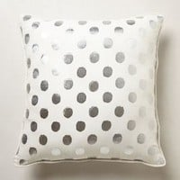 Luminous Dots Pillow by Anthropologie
