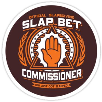 The Official Commisioner (STICKER)