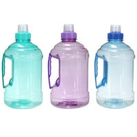 1L/2L Drink Plastic Big Large Water Bottle For Sports Picnic Bicycle BPA Free