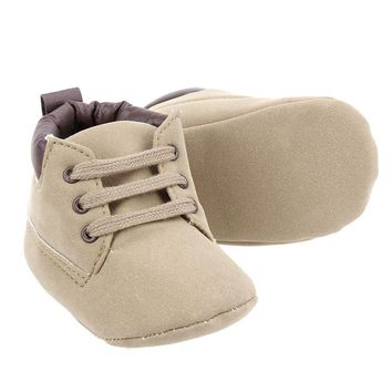 Newborn Baby Shoes Infant Toddler Martin Boots First Walkers Soft Sole Baby Boy Girl S