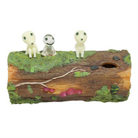 Studio Ghibli Princess Mononoke Kodama Accessory Case