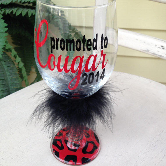 Funny Wine Glass Birthday Gift 40th From