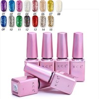 6ml Diamond Glitter Nail Polish Sequins Gel Nail Gel Nail Manicure Good Quality New Arrival 3JU21