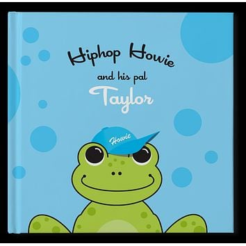 Hip Hop Howie Personalized Storybook - Soft Cover