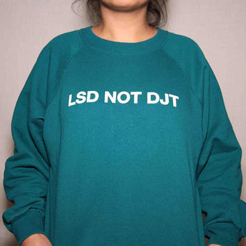 ladies large - lsd not djt