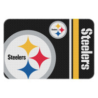 Pittsburgh Steelers NFL Tufted Rug (30x20)