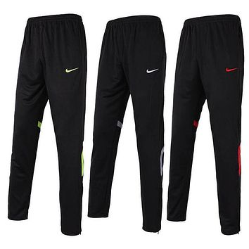 NIKE Popular Unisex Leisure Print Sport Running Gym Trousers Pants Sweatpants