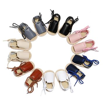 Serenity's Leather Sandals