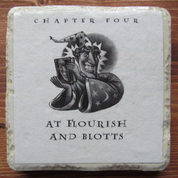Harry Potter and Flourish and Blotts