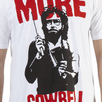 SNL More Cowbell Shirt
