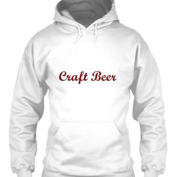 Craft Beer Lover Draft Drinking T-Shirt