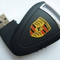 4GB Porsche Key Style USB Flash Drive