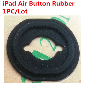 for iPad Mini 1 2 3 for iPad Air Home Button Rubber Gasket Adhesive Sticker (1 Piece)