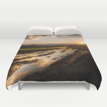 I am following  Duvet Cover by Xiari_photo