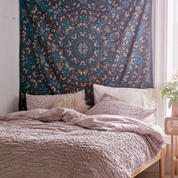 Butterfly Medallion Tapestry - Urban Outfitters