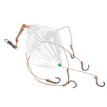 isca artificial pecsa 6 in 1 Lantern Bait Case Barbed Explosion Winter Carp Fishing Lure Spoon Hook Fly Fishing Tackle YC178-SZ+