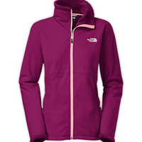 The North Face Women's Shirts & Tops Fleece WOMEN'S MORNINGLORY FULL ZIP