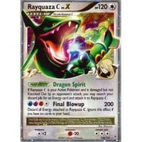 Pokemon Platinum Supreme Victors Single Card Rayquaza C Lv. X #146 Ultra Rare...