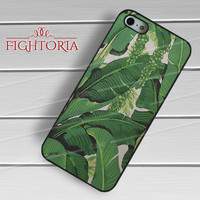 Tropical Banana Leaf - zzZzz for  iPhone 4/4S/5/5S/5C/6/6+s,Samsung S3/S4/S5/S6 Regular/S6 Edge,Samsung Note 3/4