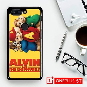 Alvin And The Chipmunks F0267  OnePLus 5T / One Plus 5T Case