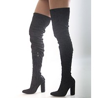 Amber Knee High Boots