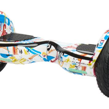 "Bluetooth 10"" UL2272 Paint Hoverboard Smart Self Balancing Electric Scooter v5"
